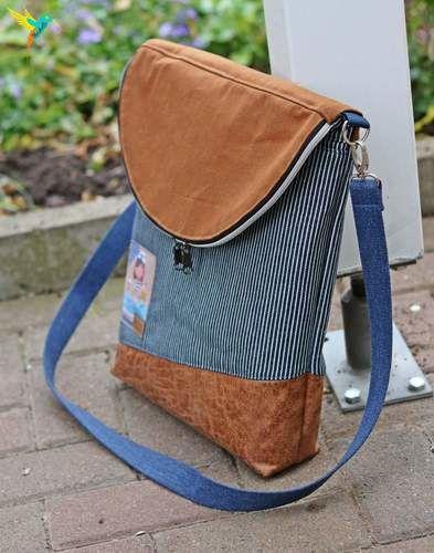 Makerist - SchickiMicki Flapbag - Nähprojekte - 2