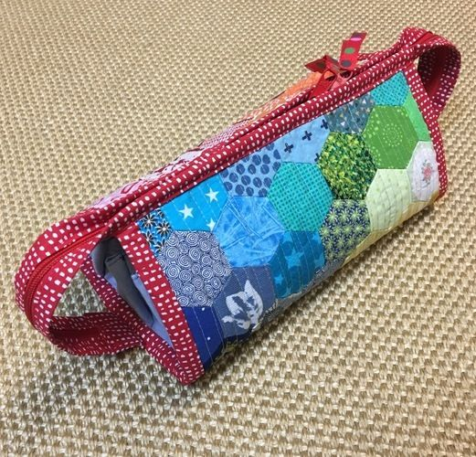 Makerist - Fächertasche - Nähprojekte - 2