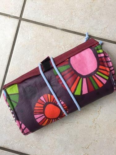 Makerist - Leichte Kulturtasche - Nähprojekte - 2