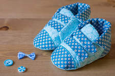 Makerist - Cute baby shoes - 1