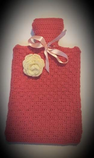 Makerist - cosy hot waterbottle cover - 1