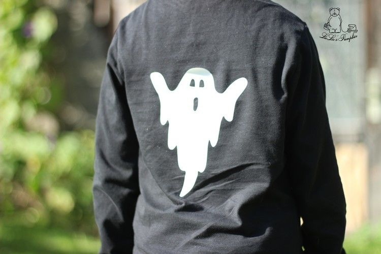 Makerist - Geisterplott - Textilgestaltung - 1