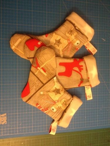 Makerist - Dem Nikolaus geholfen - Nähprojekte - 1