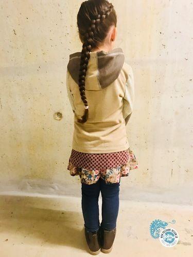 Makerist - ChamäLeah Weihnachts-Hoodie - Nähprojekte - 2