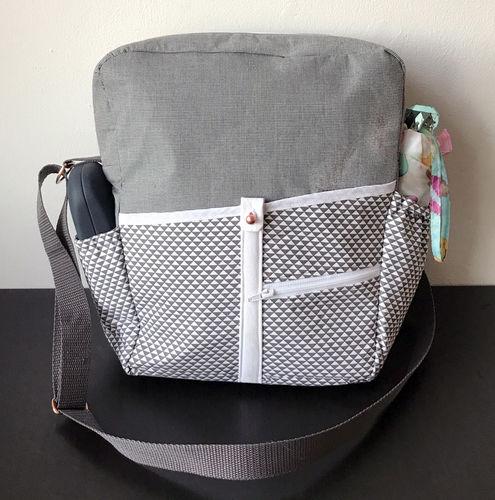 """Makerist - Handtasche """"Mini-Valerie"""" - Nähprojekte - 1"""