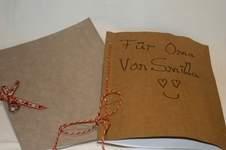 Makerist - Oma- Opa- Buch - zum Ausdrucken mit Bastelanleitung von mīn ziarī  - 1