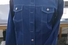 Makerist - Meine Jeansjacke für mich. Gemacht aus Stretchjeans - ich liebe sie - 1
