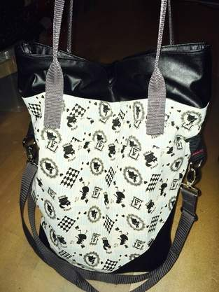 Makerist - Alice shopper sweetbigbag - 1