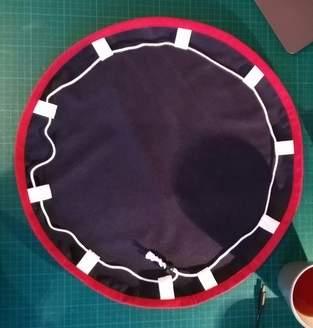 Makerist - Badeteppich für unterwegs - 1