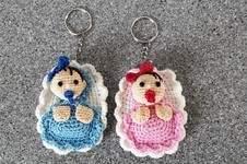 Makerist - Schlüsselanhänger für Mamis und Papis - 1