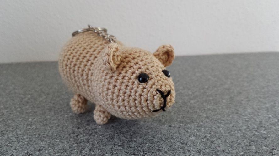 Makerist - Taschenbaumler Hamster - Häkelprojekte - 1