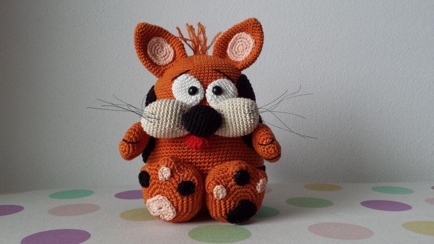 Makerist - Katzenbaby - Häkelprojekte - 1
