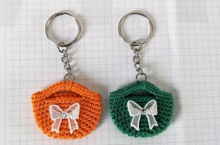 Makerist - Schlüsselanhänger - Häkelprojekte - 1