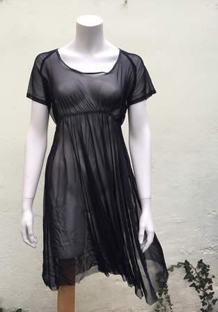 Makerist - ein Schnittmuster für ein Kleid abwandeln - 1