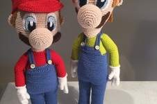 Makerist - Mario und Luigi - 1
