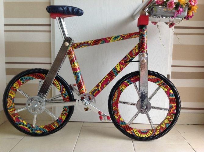 Makerist - Selbstkonstruiertes Fahrrad aus Pappe - Werkzimmer - 1