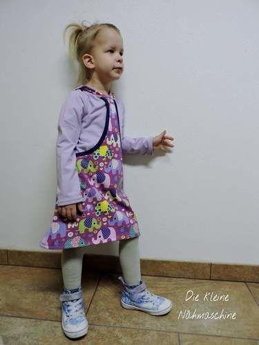 Makerist - Lieblingskleid mit großer Bauchtasche  - Nähprojekte - 1