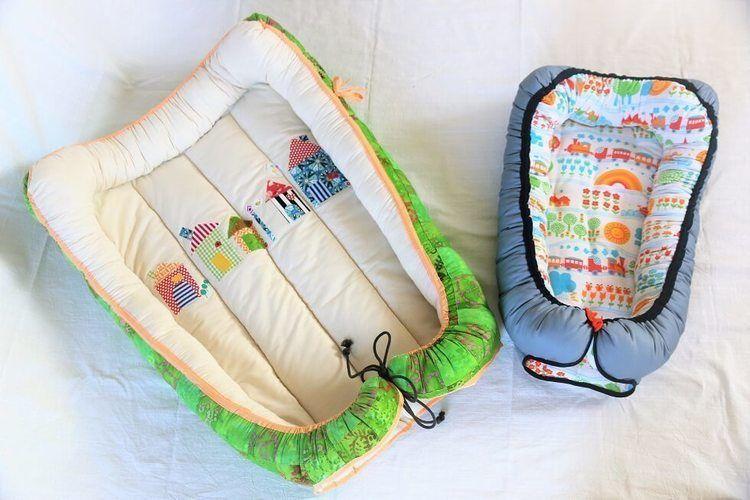 Makerist - Babynest  - Nähprojekte - 3