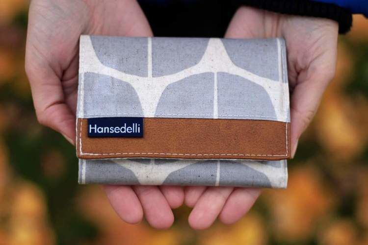 Makerist - Männergeldbörse Mr Ryks von Hansedelli - Nähprojekte - 1