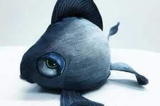 "Makerist - Goldfisch ""Hauke"" - 1"