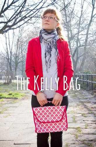 Makerist - Handtasche Kelly Bag - Nähprojekte - 1