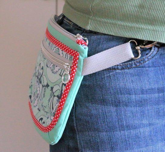 Makerist - Hüfttasche Napirai von SewSimple - Nähprojekte - 1