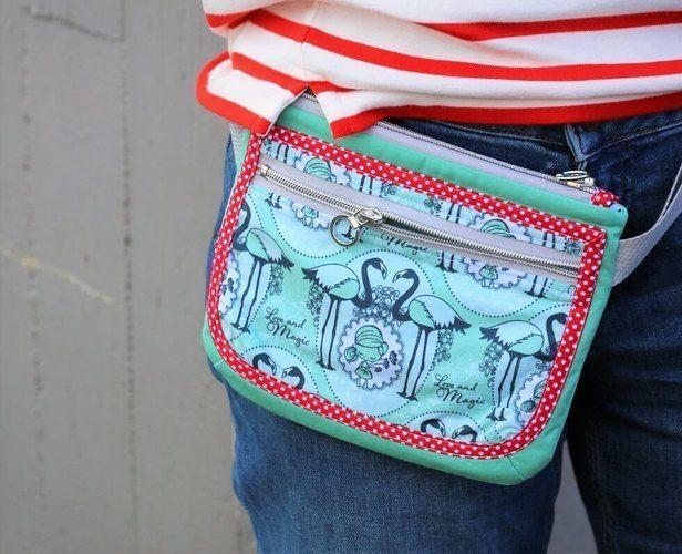 Makerist - Hüfttasche Napirai von SewSimple - Nähprojekte - 2