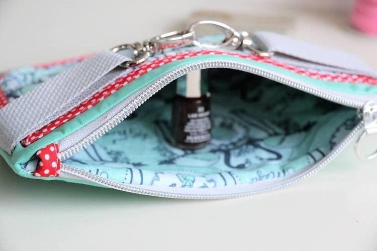 Makerist - Hüfttasche Napirai von SewSimple - Nähprojekte - 3