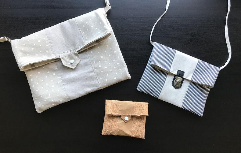 """Makerist - Handtasche """"Mira"""" in 3 Größen - Nähprojekte - 1"""