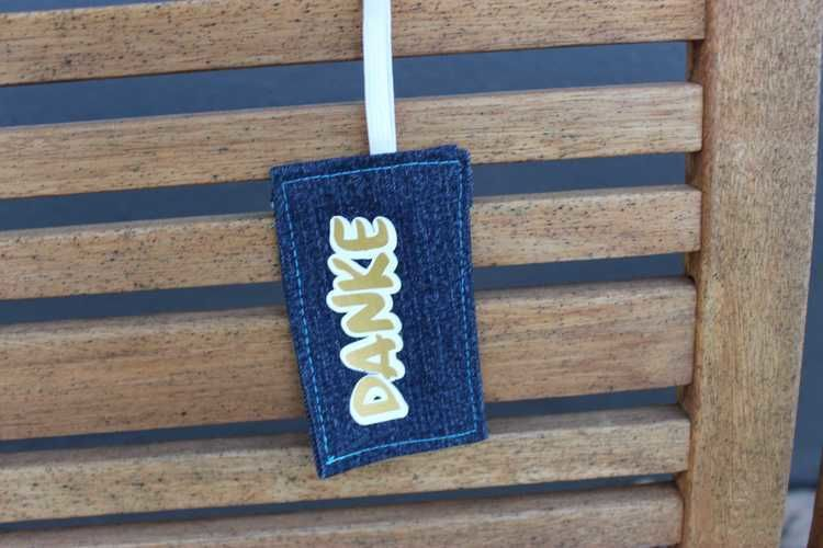 Makerist - Lesezeichen mit Gummiband - Tolle Geschenkidee - Nähprojekte - 2
