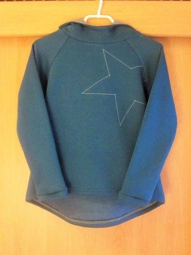Makerist - kinder hoodie Toni - Nähprojekte - 1