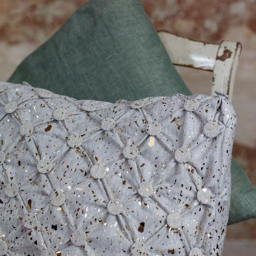 Makerist - Tutorial DIY Kissen Button Masala - Textilgestaltung - 1