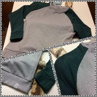 Makerist - Raglan—Sweater Billund - 1