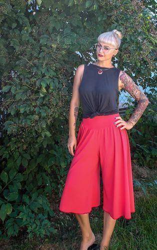 Makerist - Hosenrock Miss Maliah - Nähprojekte - 1