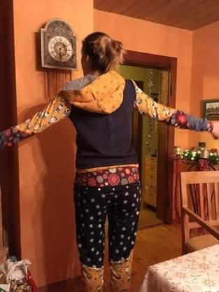 Makerist - Traumanzug zu Weihnachten - 1