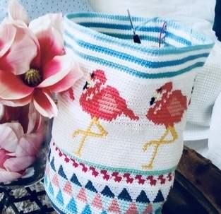 Makerist - Tanz der Flamingos  - 1