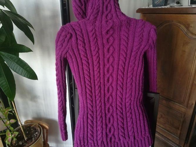 Makerist - Veste Valérie - Créations de tricot - 3