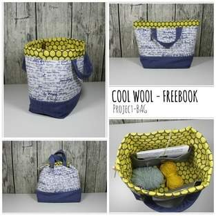 Makerist - COOL WOOL Freebook - 1