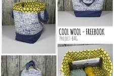 Makerist - COOL WOOL Freebook - 1