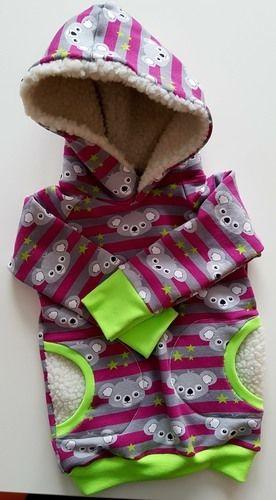Makerist - Mein erster Hoodie - Nähprojekte - 1