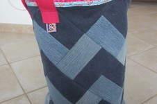 Makerist - Wäschekorb aus alten Jeans - 1
