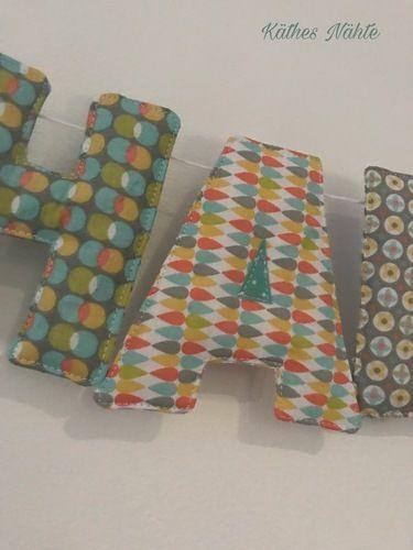 Makerist - Buchstaben und Formen für jeden Anlass - Nähprojekte - 3