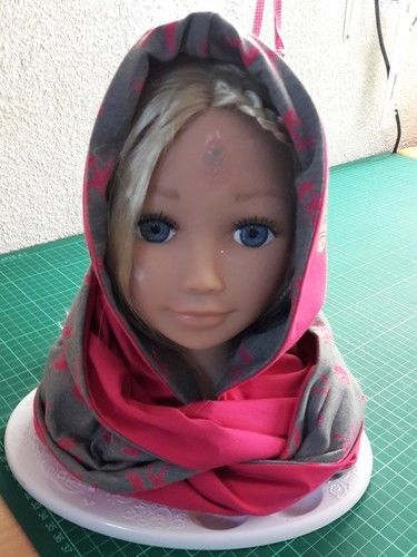 Makerist - Wendeloop in Kindergröße - Nähprojekte - 1