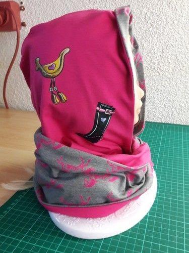 Makerist - Wendeloop in Kindergröße - Nähprojekte - 2