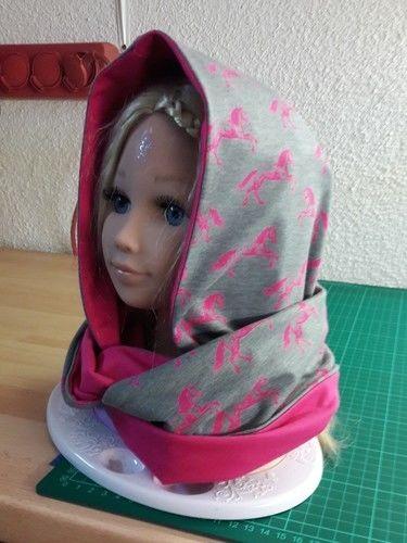 Makerist - Wendeloop in Kindergröße - Nähprojekte - 3
