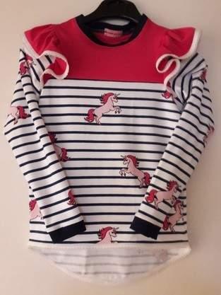 Makerist - Kinder-Shirt mit Flügelärmel - 1