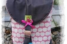 Makerist - HikeBag von unikati aus Kunstleder und Leinen - 1