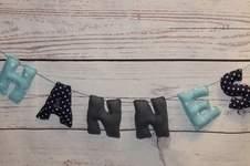 Makerist - Buchstabenkette - 1