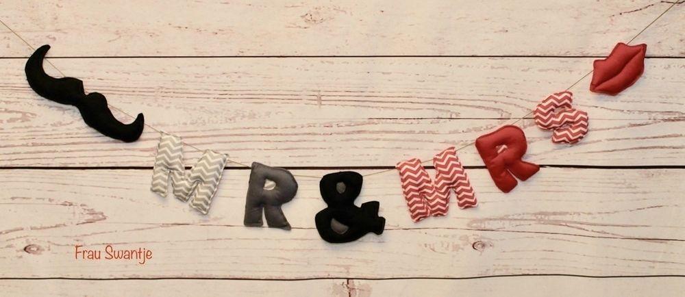 Makerist - Buchstabenkette - Nähprojekte - 2