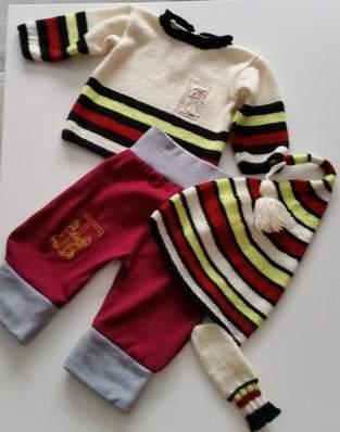 Makerist - Pullover,Mütze, Schal und Hose - 1
